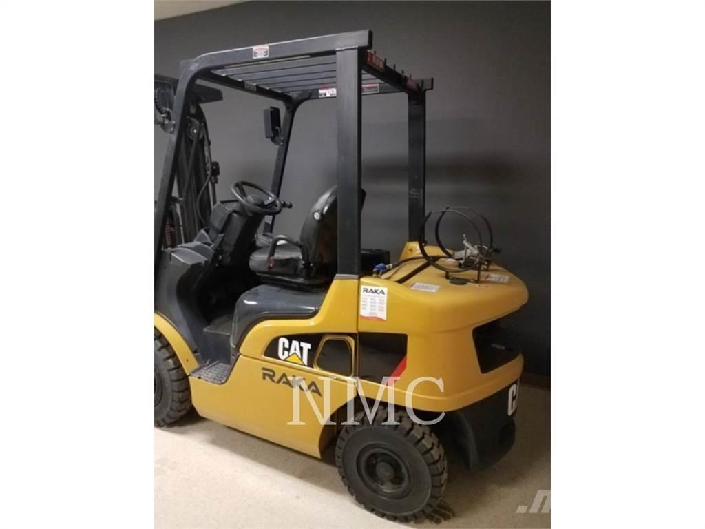 Caterpillar LIFT TRUCKS 2P50004_MC
