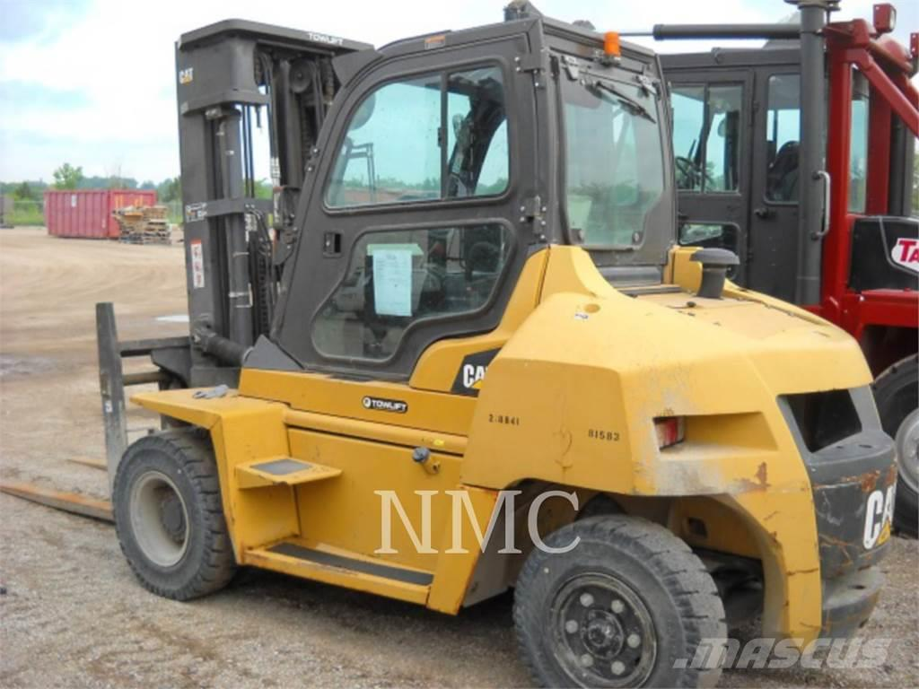 Caterpillar LIFT TRUCKS DP70_MC