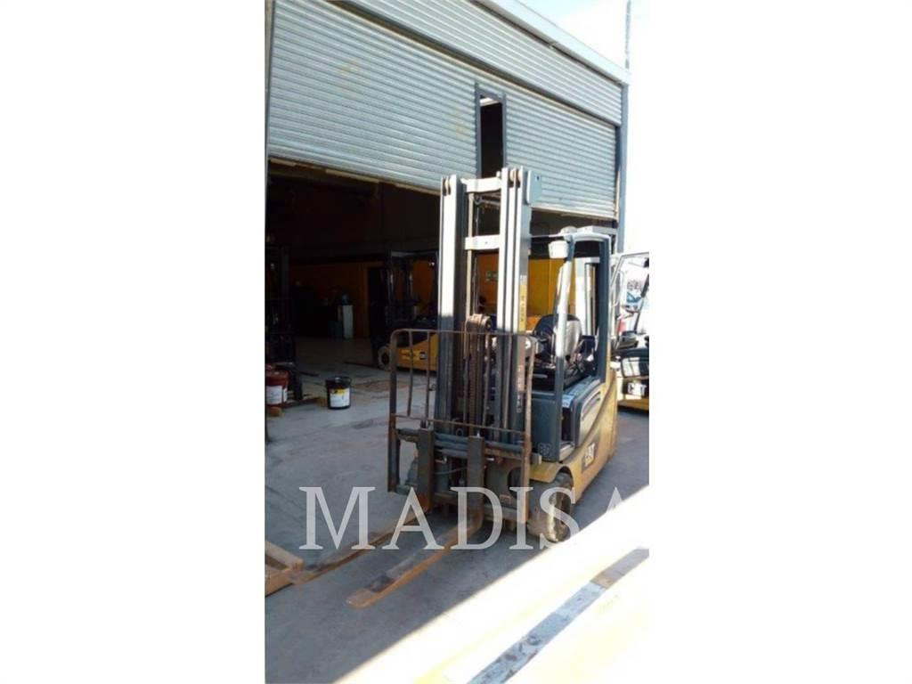 Caterpillar LIFT TRUCKS ET4000