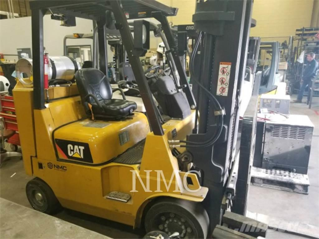 Caterpillar LIFT TRUCKS GC40K5LP_MC