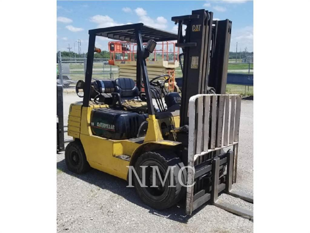 Caterpillar LIFT TRUCKS GP25K_MC