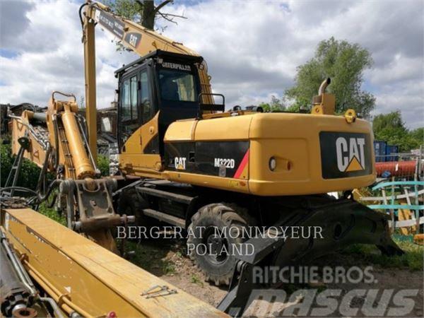 Caterpillar M322DMH