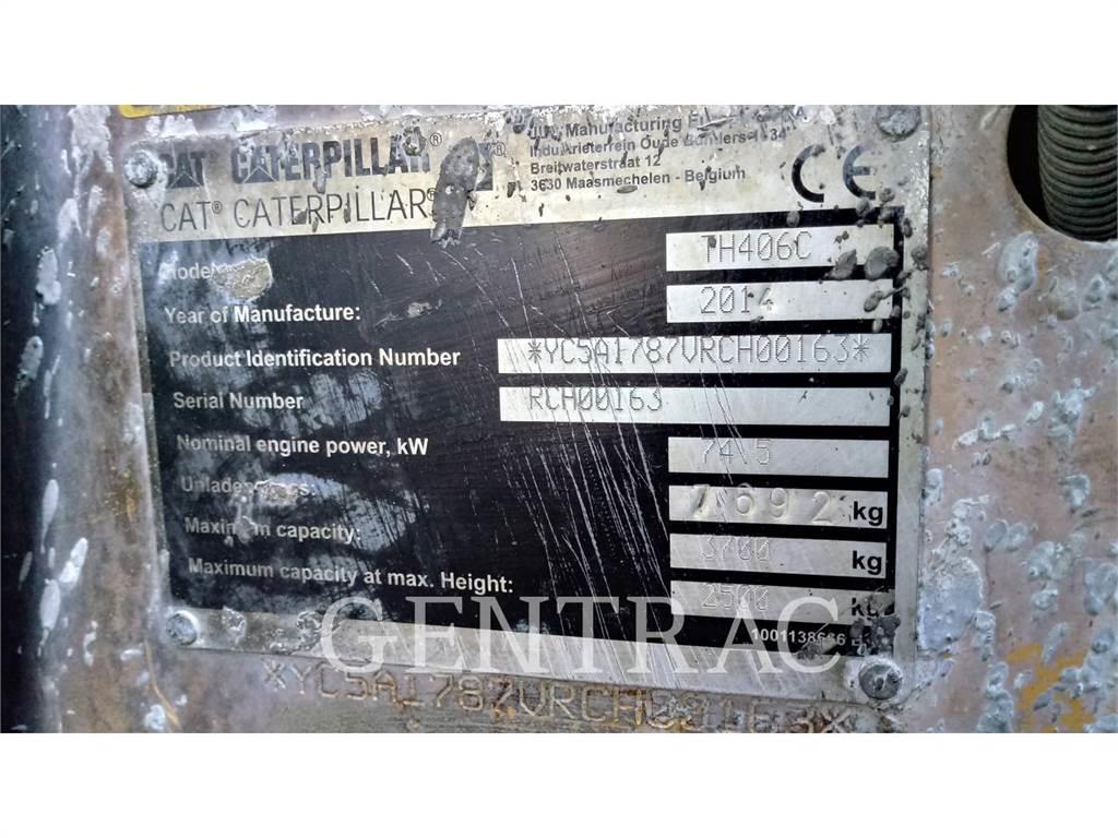 Caterpillar TH406C