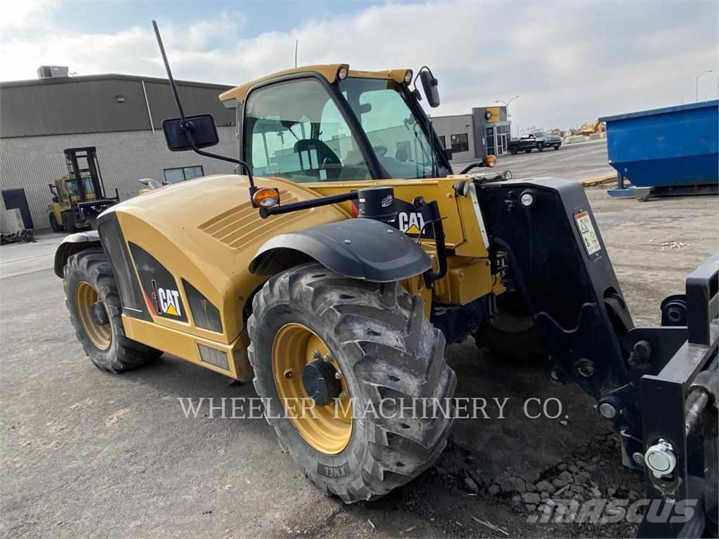 Caterpillar TH408D