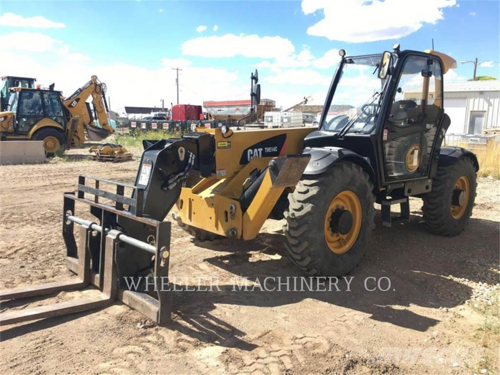 Caterpillar TH514C CB