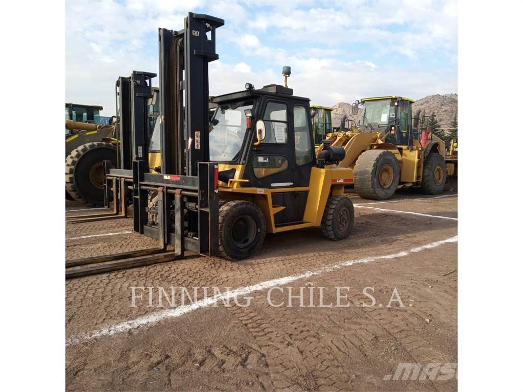 Caterpillar TRADE-IN DP70E