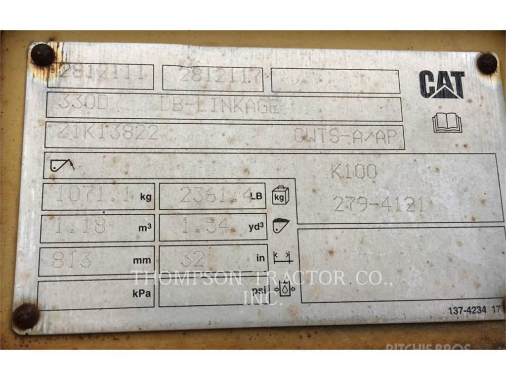 Caterpillar WORK TOOLS (SERIALIZED) 324D+329D+330D+336D 32 INC