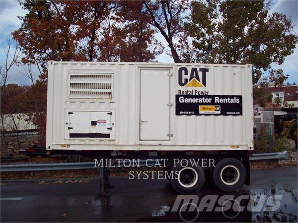 Caterpillar XQ500T4I