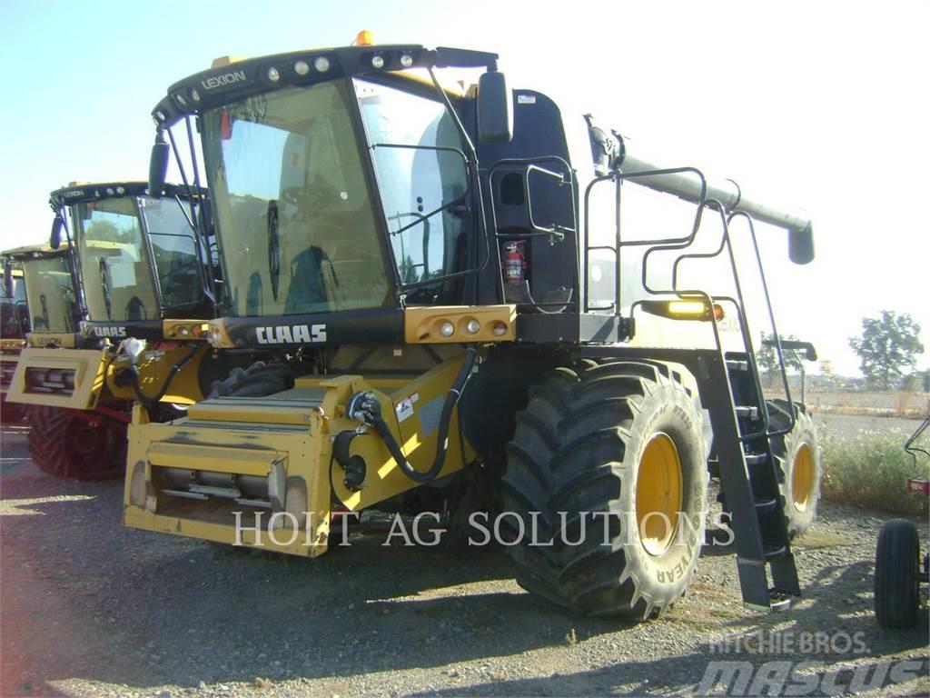 Claas 740 GT10763