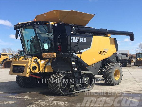 Claas LEX 740TT