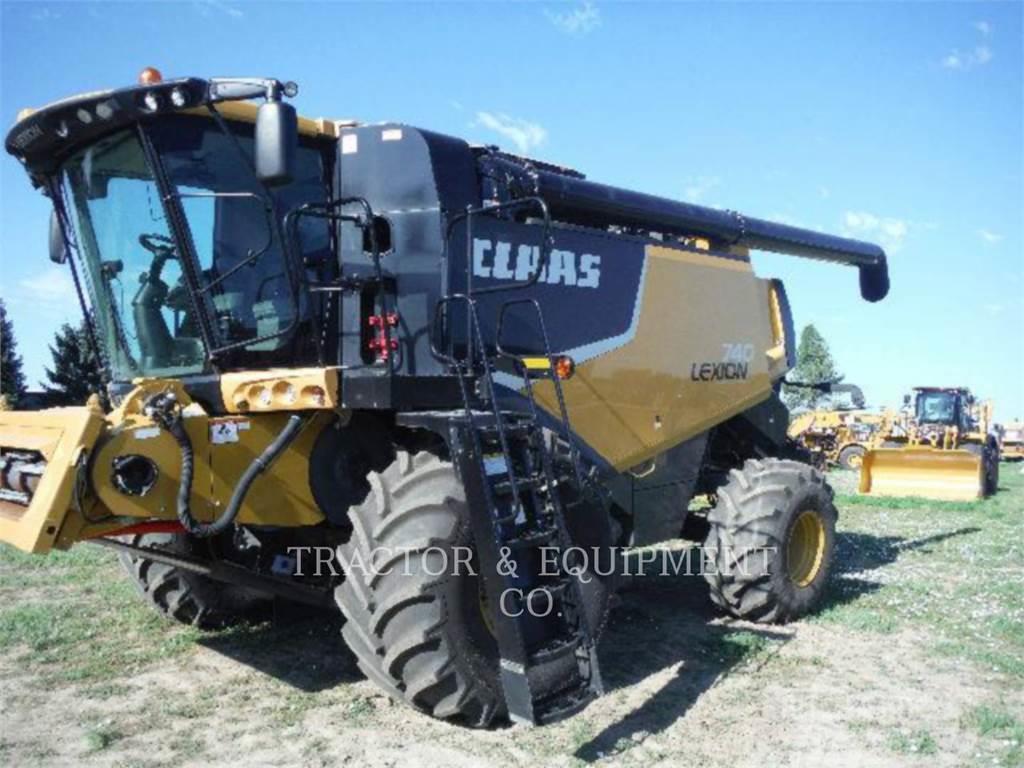 Claas LX740