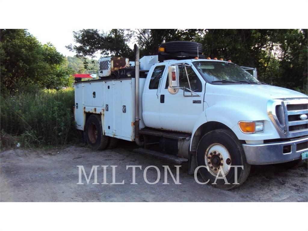 Ford f750 2007 other trucks