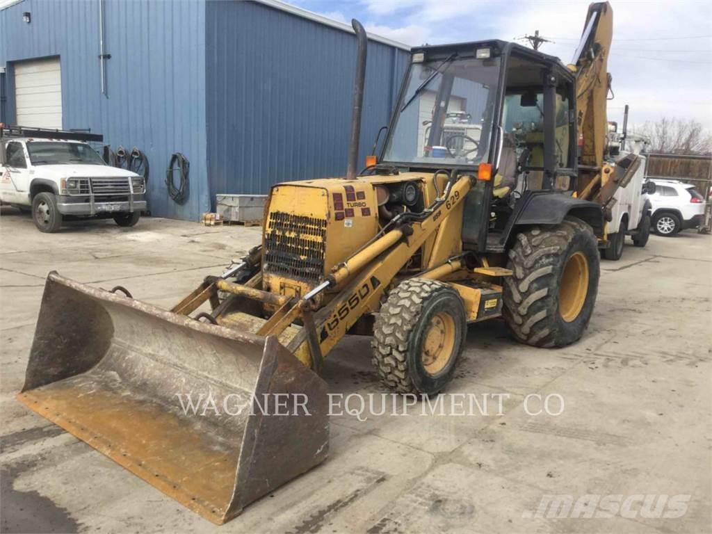 Ford / New Holland 655D