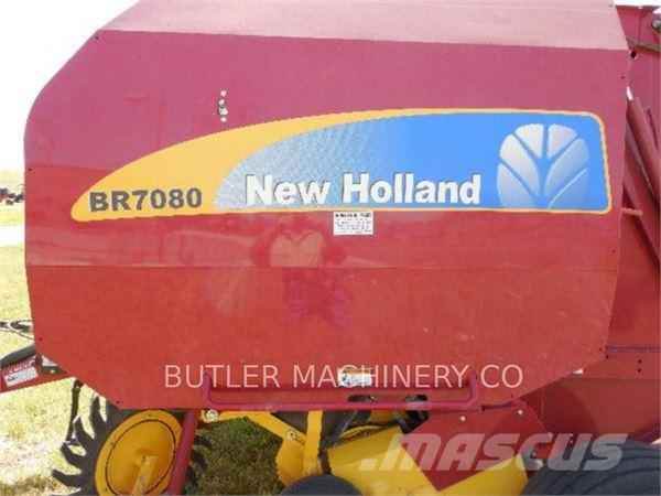 Ford / New Holland BR7080