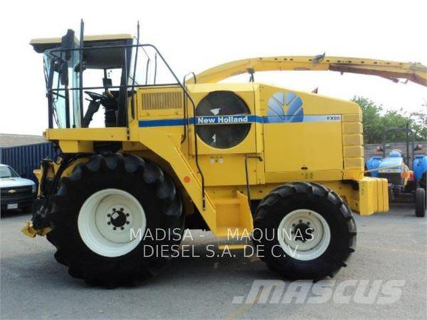 Ford / New Holland ENSILADORA