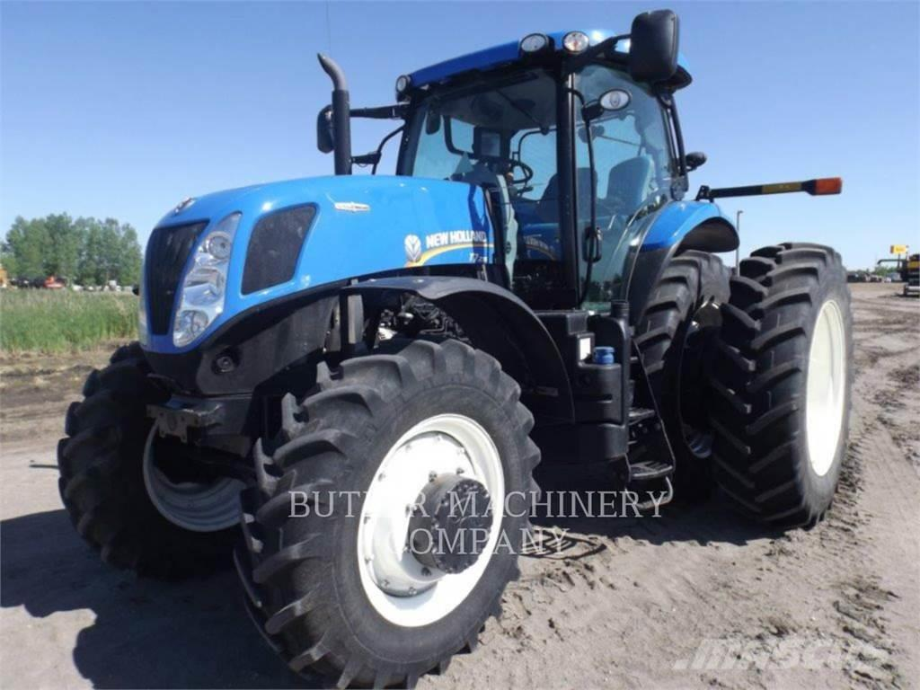 Ford / New Holland T7.235