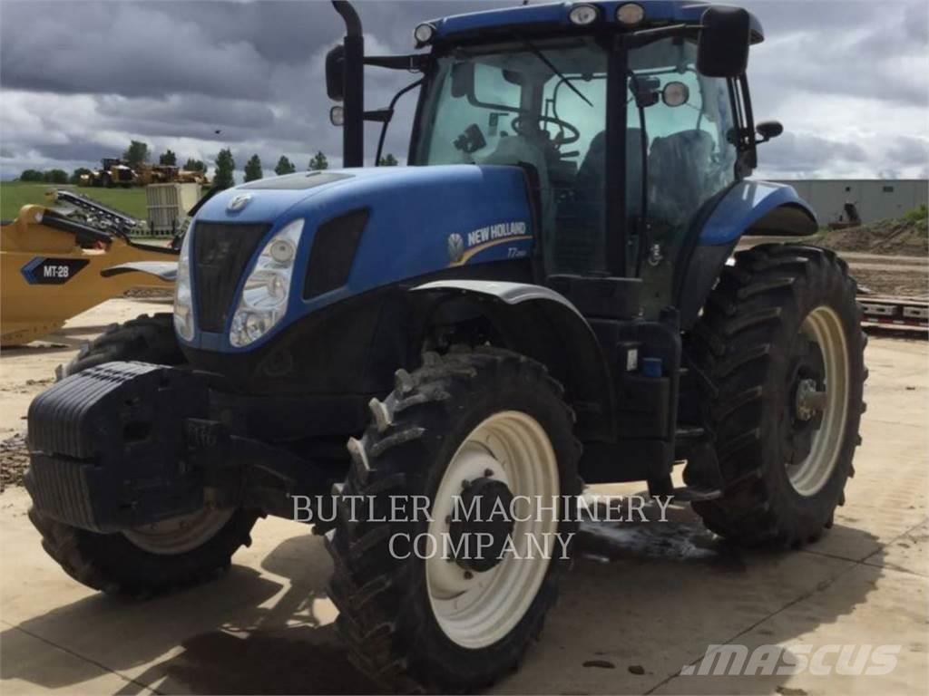 Ford / New Holland T7.260