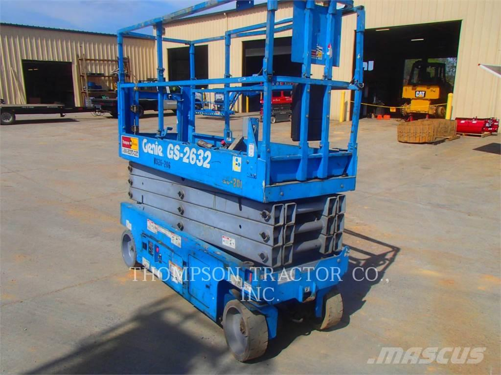 Genie 26 ELECTRIC SCISSOR LIFT