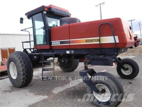 Hesston 8550
