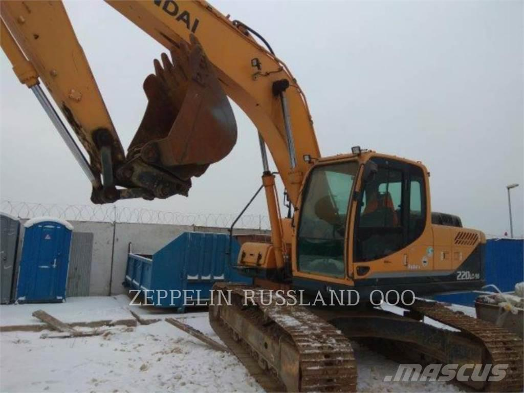 Hyundai CONSTRUCTION EQUIPMENT R220LC-9S