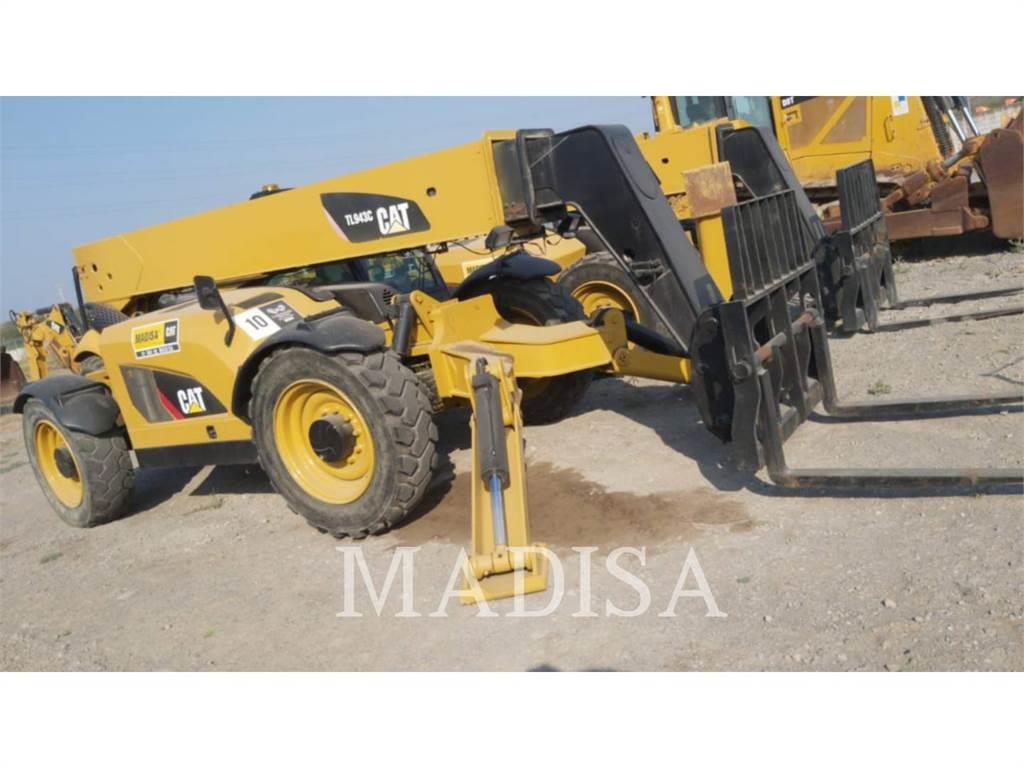 JLG MATERIAL HANDLING DIV. TL943