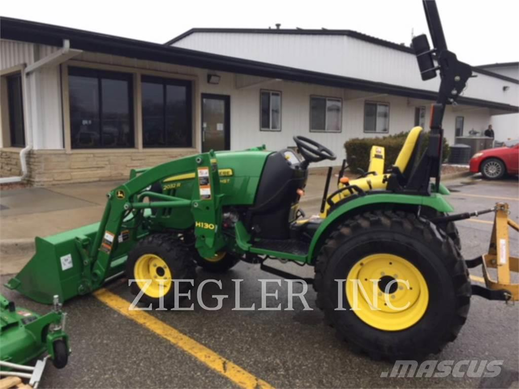 john deere 2032r tractors year of mnftr 2016 price r 344 150 pre owned tractors for sale. Black Bedroom Furniture Sets. Home Design Ideas