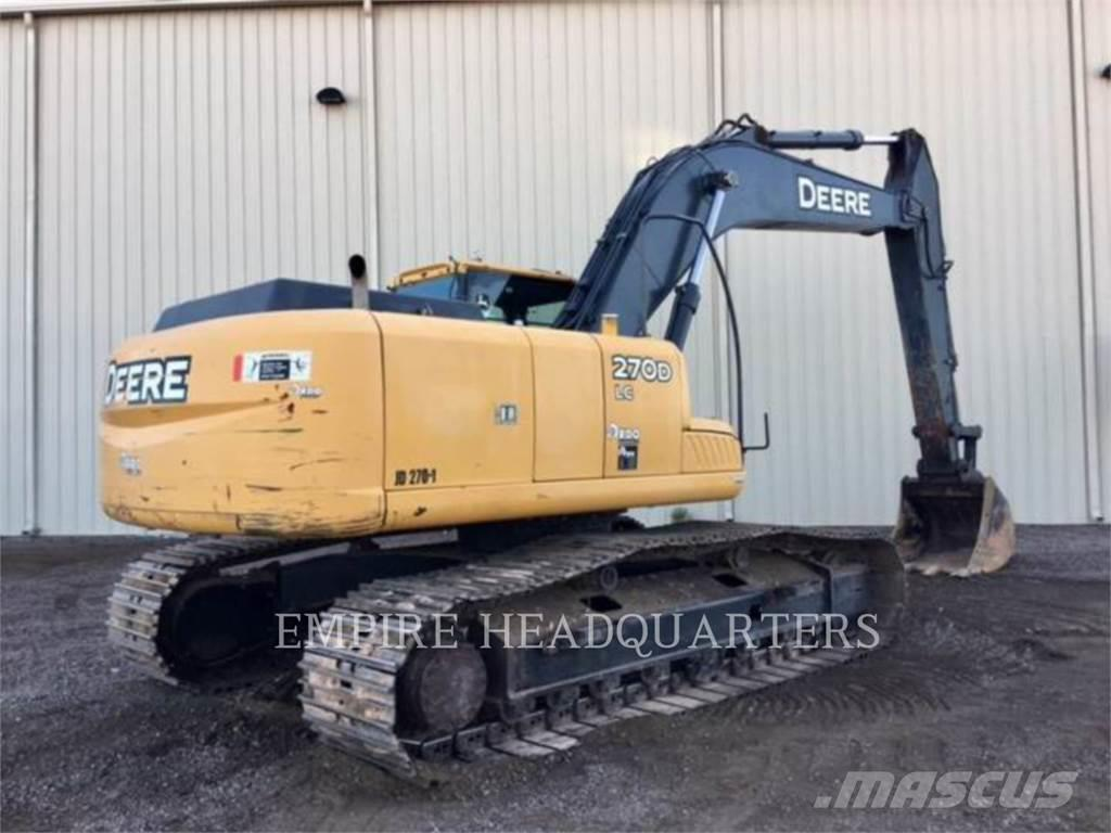 John Deere 270D LC