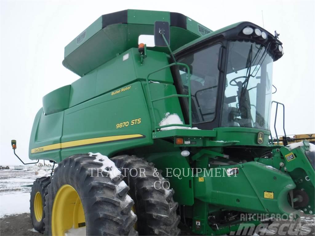 John Deere 9870