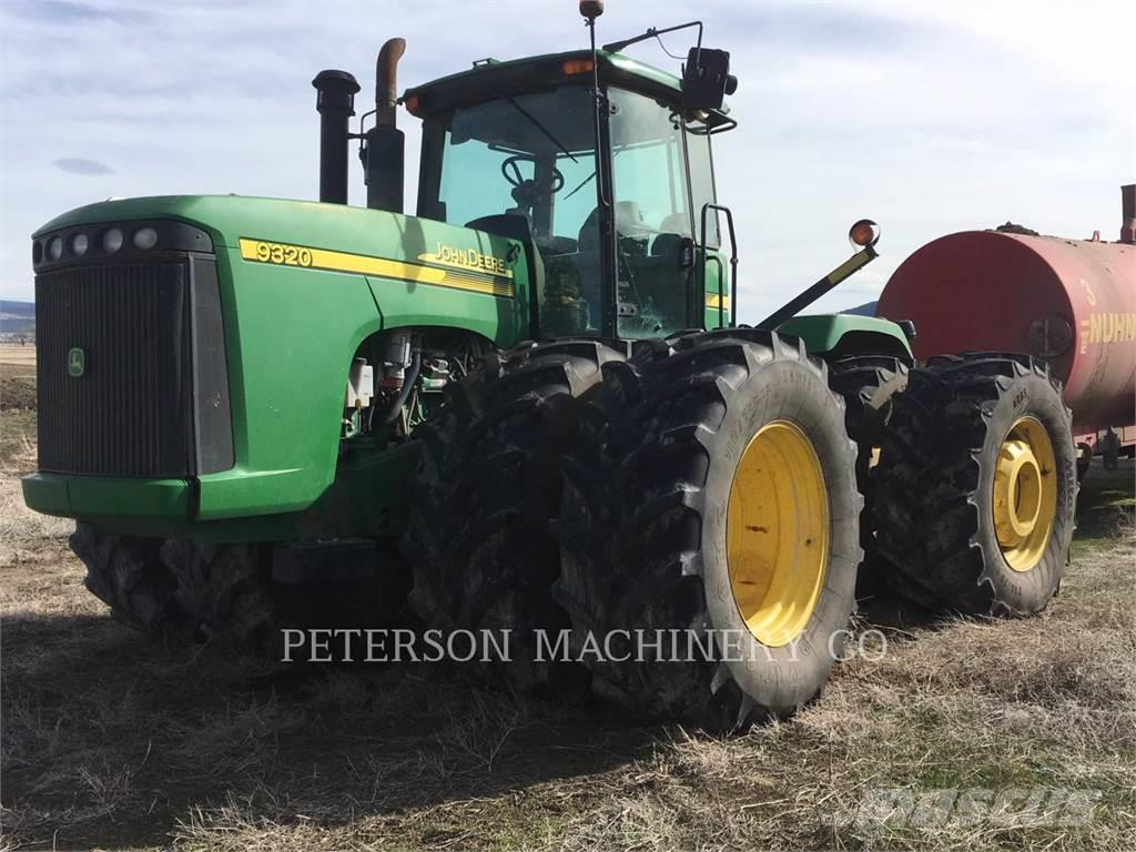 John Deere & CO. JD9320