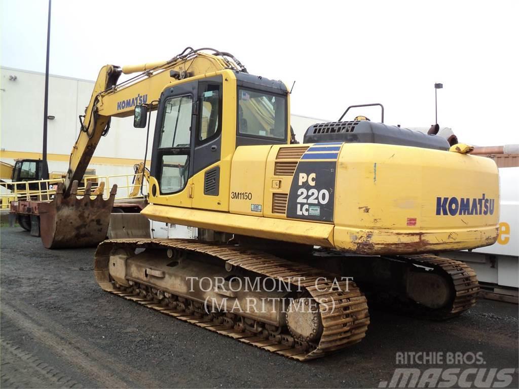 Komatsu PC 220 LC-8