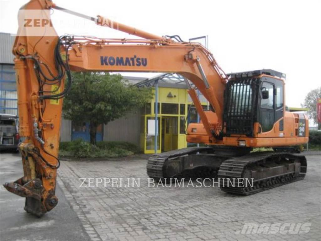 Komatsu PC240NLC-8