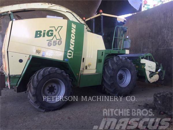 Krone BIGX 650