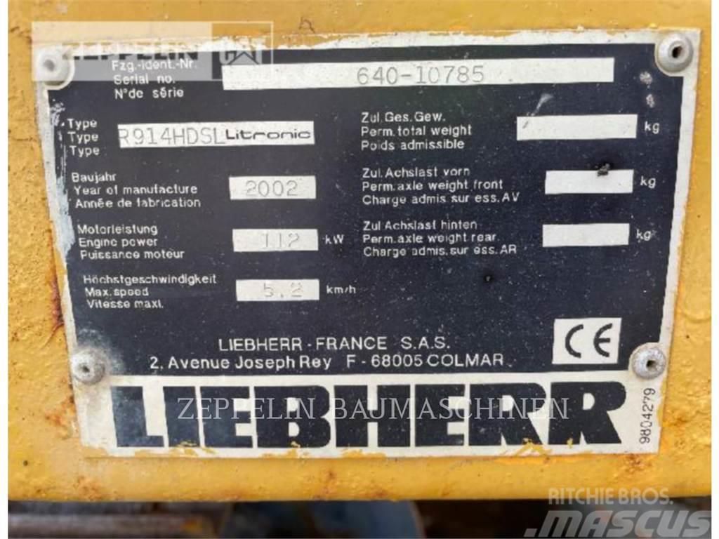 Liebherr 914C LI