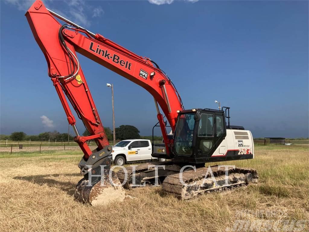 Link-Belt CONSTRUCTION 250X4EX