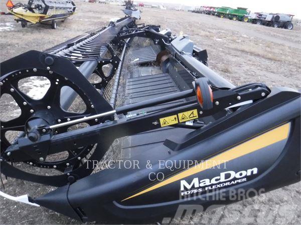 MacDon FD75-S