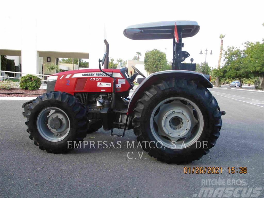 Massey Ferguson MF4707 4WD