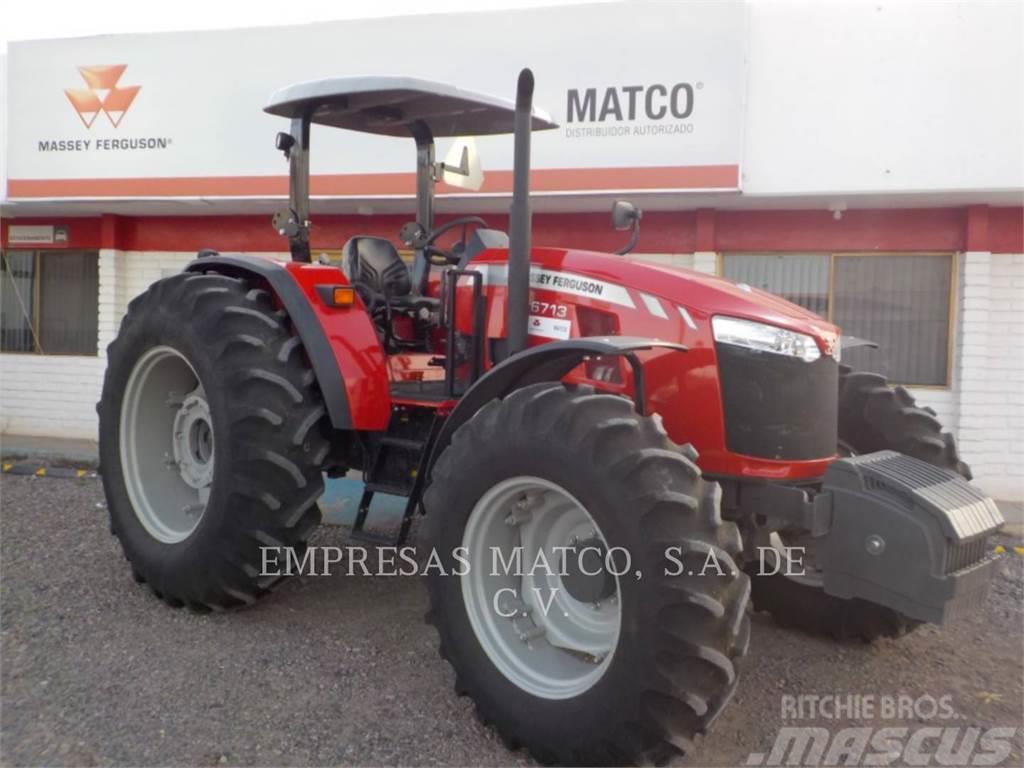 Massey Ferguson MF613 4WD