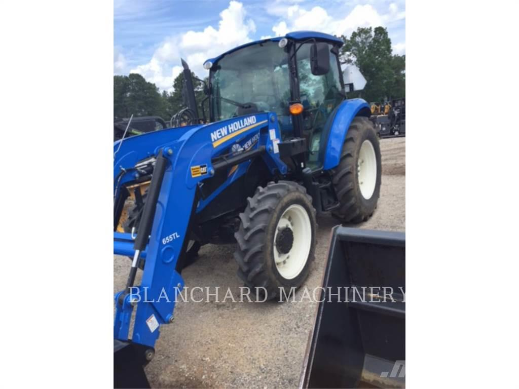 New Holland PWRSTAR475