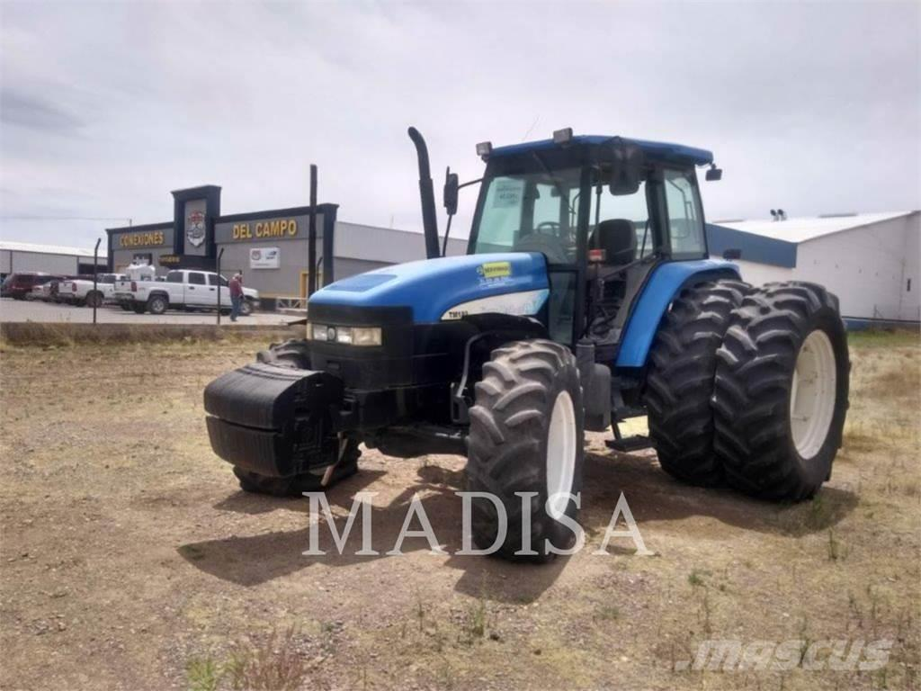 New Holland TM180