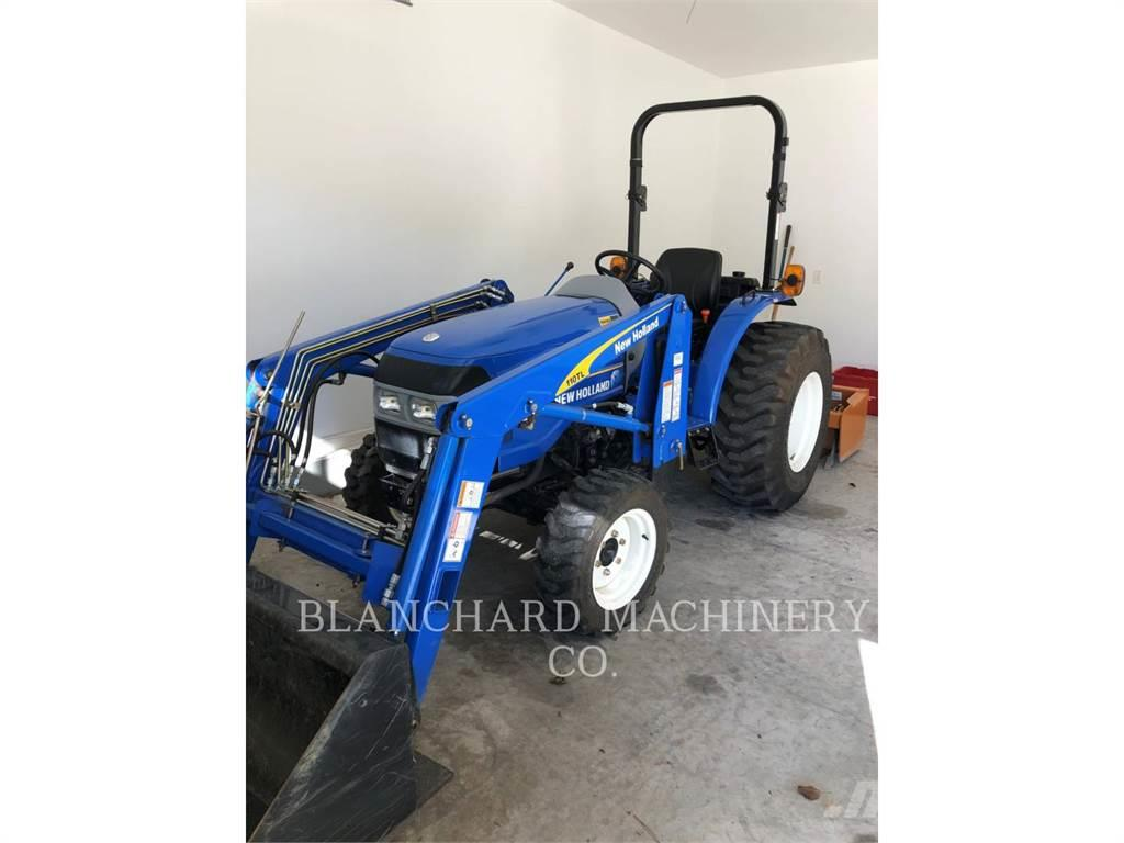 New Holland WORK MASTER 35