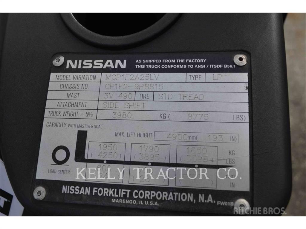 Nissan FORKLIFTS CF50LP