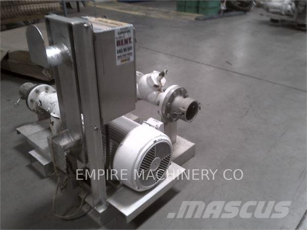 Pump 25HP, 2008, Other