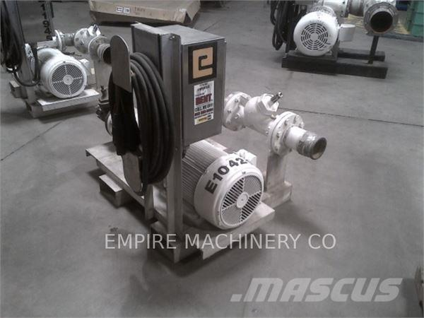 Pump 25HP, 2000, Other