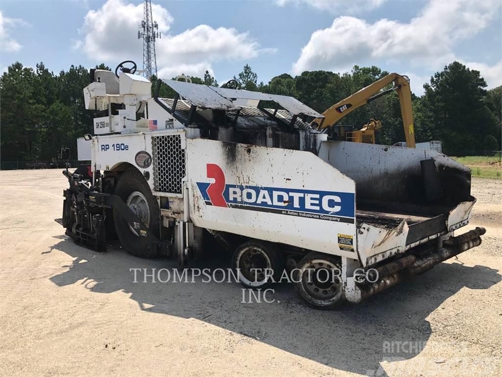 Roadtec RP - 190 E