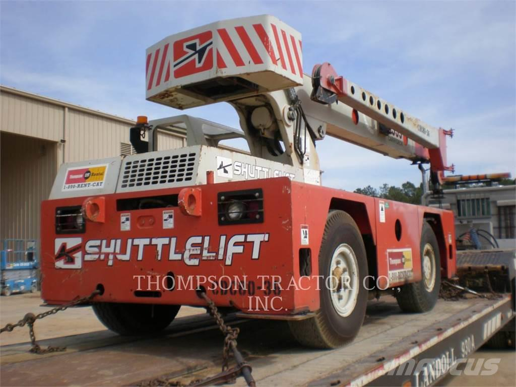 Shuttlelift 3339D