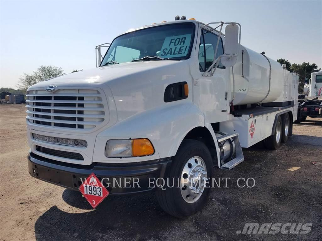 Sterling FUEL LUBE TRUCK