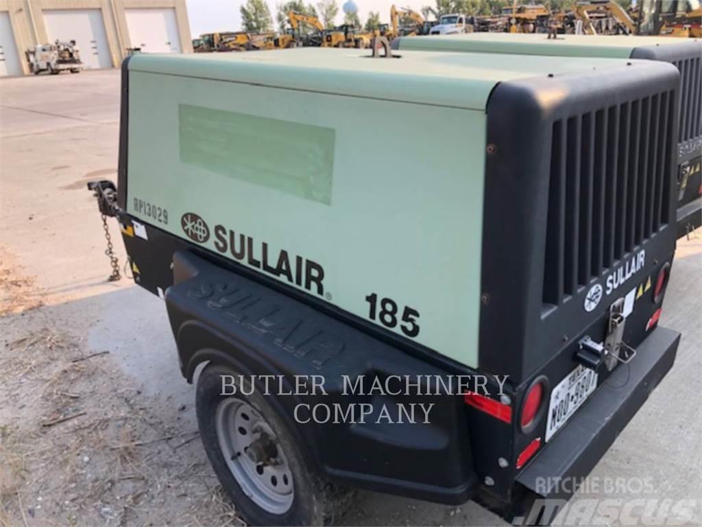 Sullair 185 CFM COMPRESSOR