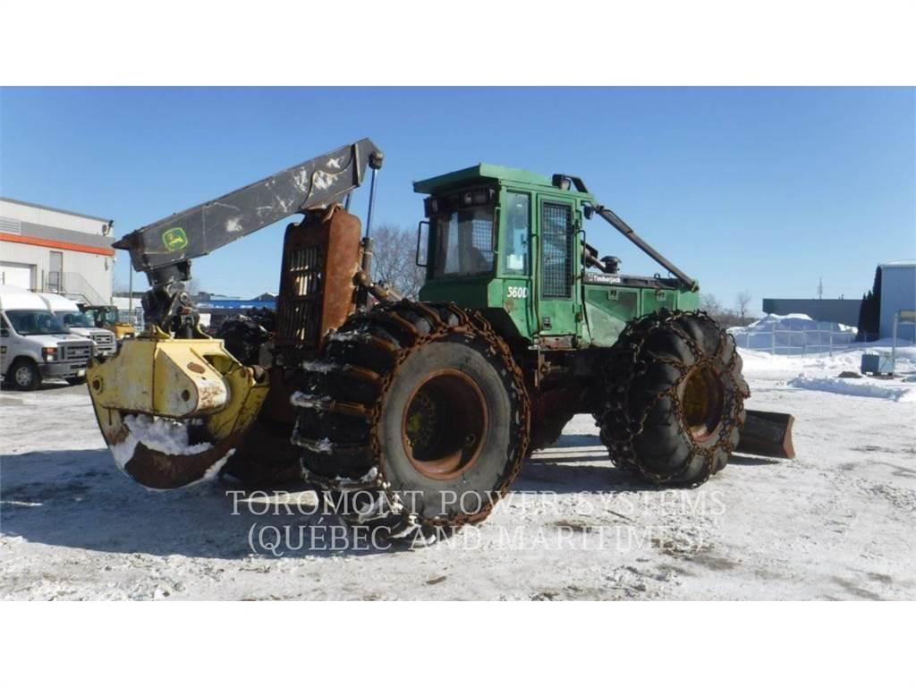 Timberjack 560D