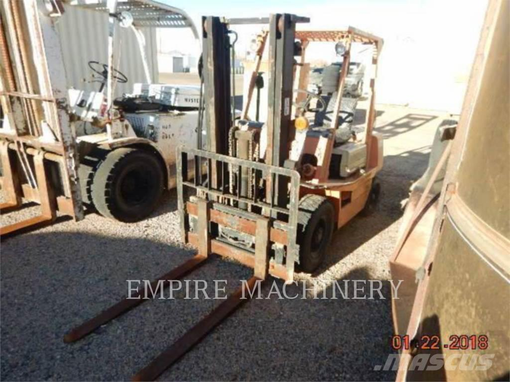 Toyota INDUSTRIAL EQUIPMENT FORKLIFT