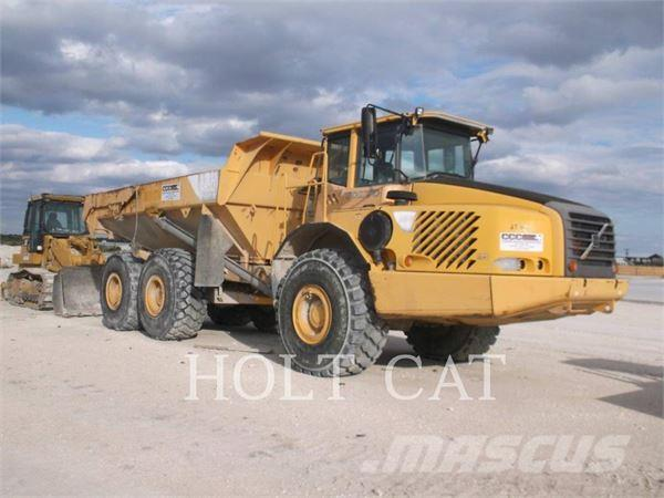 Volvo A35D for sale Austin, TX Price: $105,000, Year: 2007 | Used Volvo A35D articulated Dump ...